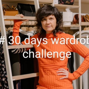Getest: 30 days wardrobe challenge