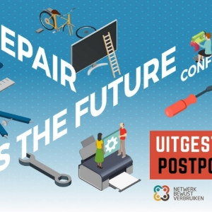REPAIR is THE FUTURE conferentie - uitgesteld