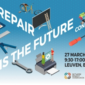 REPAIR is THE FUTURE conference March 27th
