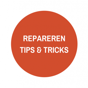 Repareren kan je leren: tips & tricks
