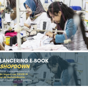 Shopdown: e-book over de impact van corona op de mode-industrie